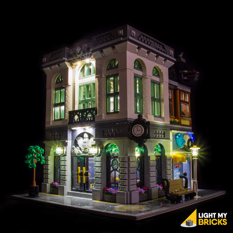 Brick Bank Light Kit