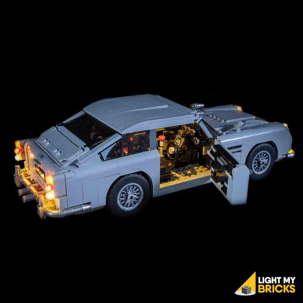 James Bond Aston Martin DB5 Light Kit