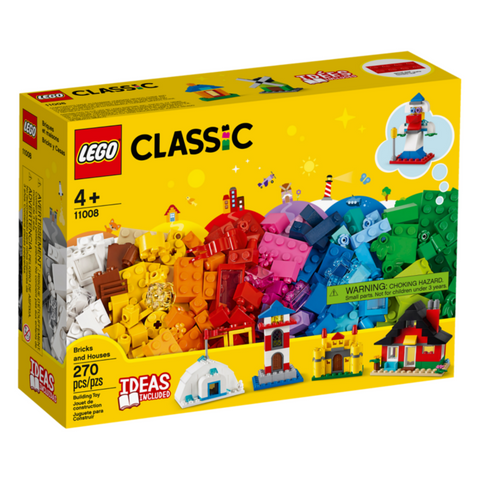 LEGO® Bricks and Houses 11008