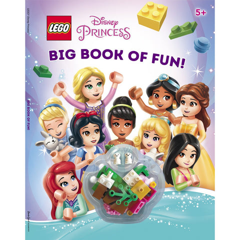LEGO® Disney™ Princess: Big Book OF Fun!