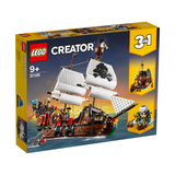 LEGO® Pirate Ship 31109