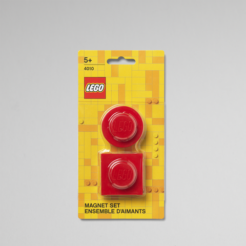 LEGO® Magnet Set- Red
