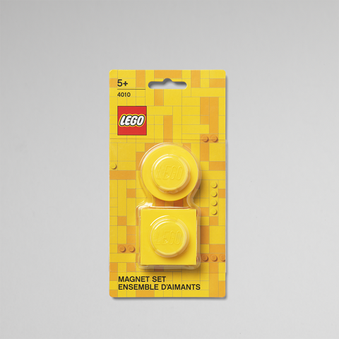 LEGO® Magnet Set- Yellow