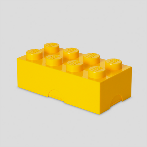 LEGO® Lunch Box - Yellow
