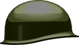 M1 Steel Pot Helmet (OD Green)