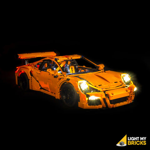 Porsche 911 GT3 RS Light Kit