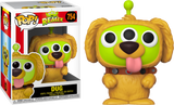 Pixar - Alien Remix Dug Pop! Vinyl #754