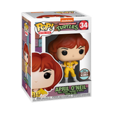 Teenage Mutant Ninja Turtles - April O'Neil Retro Pop! Vinyl #34