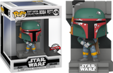 Star Wars - Boba Fett Metallic US Exclusive Pop! Deluxe Diorama #436