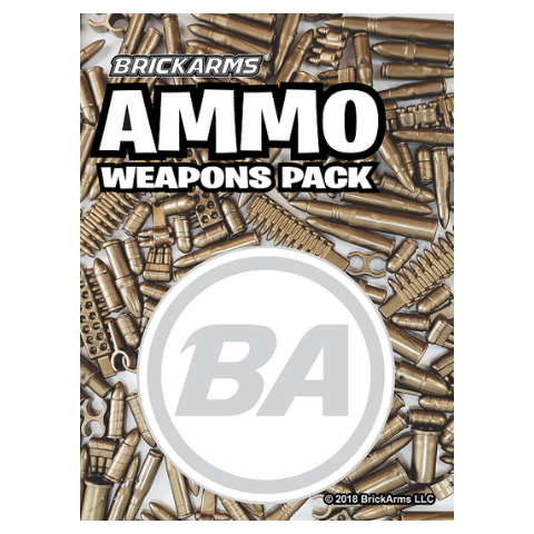 BA Ammo Weapons Pack