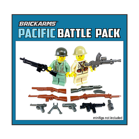 BA Pacific Battle Weapons Pack