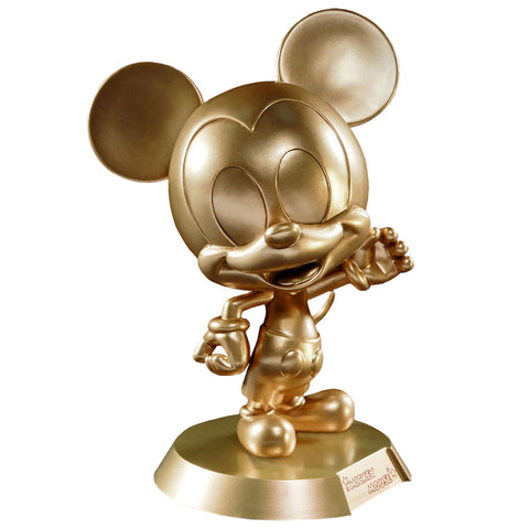 Mickey Mouse - 90th Anniversary Mickey (Golden) Cosbaby
