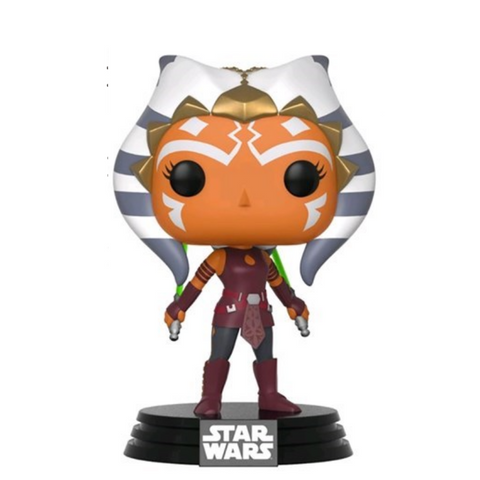 Star Wars: Clone Wars - Ahsoka Red Pop! Viny #268