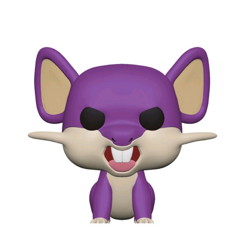 Pokemon - Rattata Pop! Vinyl #595