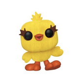 Toy Story 4 - Ducky Flocked US Exclusive Pop! Vinyl #531