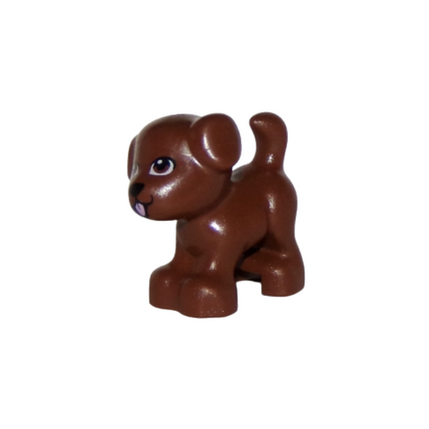 LEGO® Brown Puppy