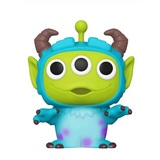 Pixar - Alien Remix Sulley Pop! Vinyl #759