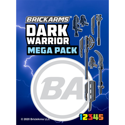 BA Dark Warrior ALL - MEGA Pack