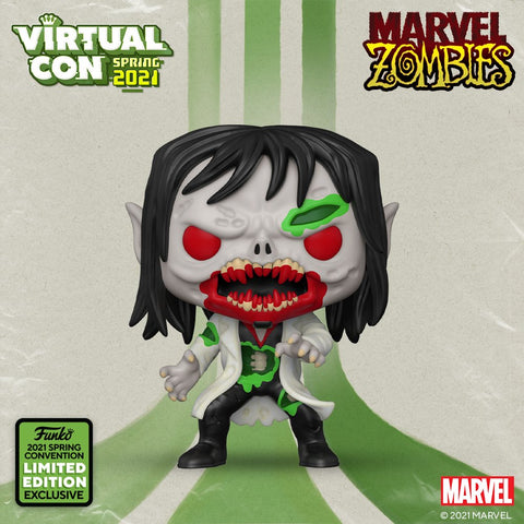 Marvel Zombies - Morbius Pop! Vinyl #763
