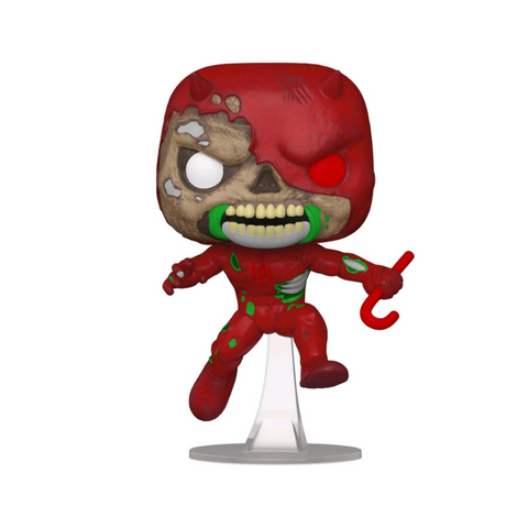 Marvel Zombies - Daredevil NYCC 2020 US Exclusive Pop! Vinyl #666