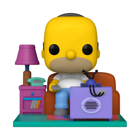 The Simpsons - Couch Homer Pop! Deluxe #909