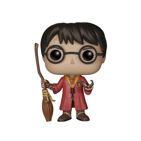 Harry Potter - Harry Quidditch Pop! Vinyl #08