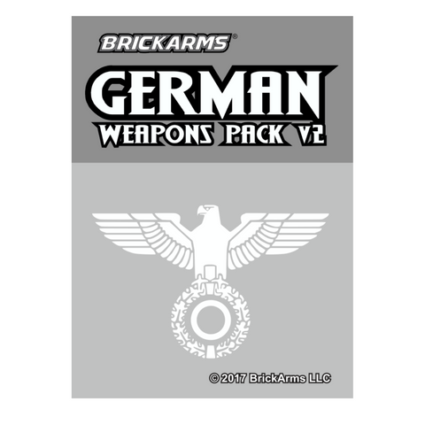 BA German Weapon Pack V2