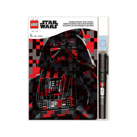 LEGO® Star Wars™ Invisible Writer Note Book