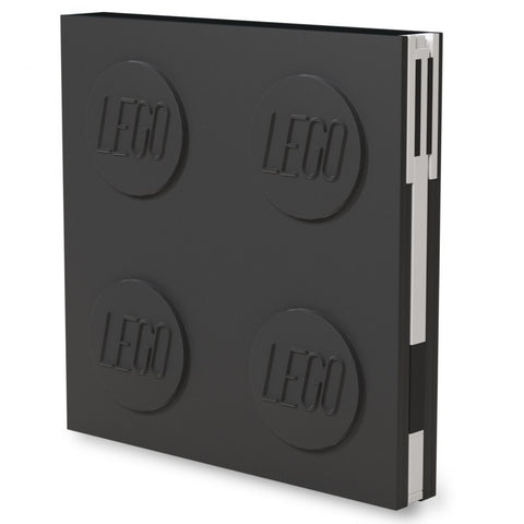 LEGO® Locking Notebook with Gel Pen