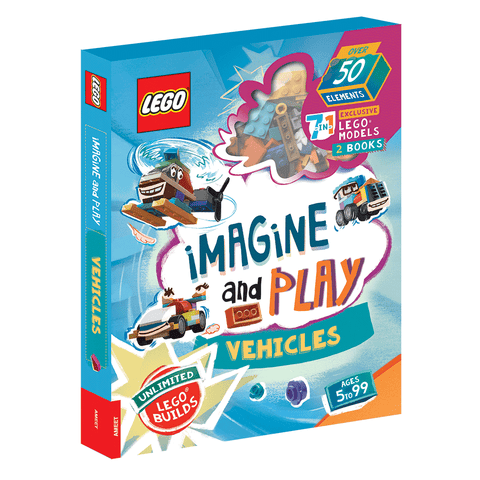 LEGO® Imagine and Play: Vehicles