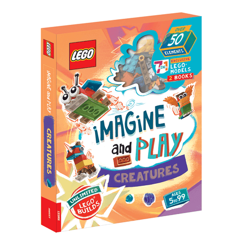 LEGO® Imagine and Play: Creatures