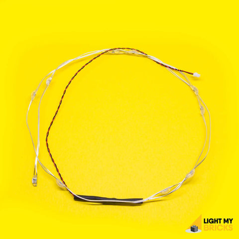 Multi-Colour Changing LED Light String