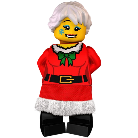 Mary Christmas Minifigure