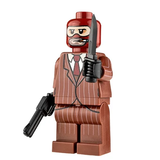 The Spy Minifigure