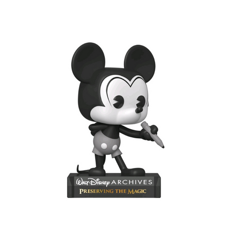Disney Archives - Plane Crazy Mickey Pop! Vinyl #797