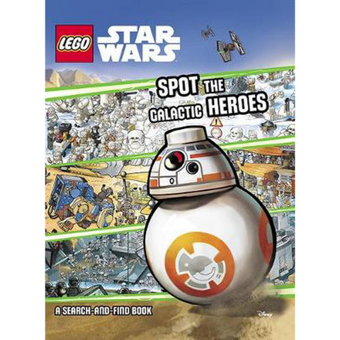 LEGO® Star Wars™ Spot The Galactic Heroes