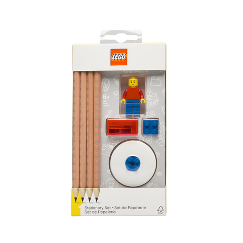 LEGO® Stationery Set