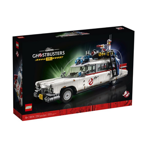 LEGO® Ghostbusters™ ECTO-1 10274