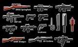 BA Zombie Defense Weapons Pack 2020