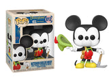 Disneyland 65th Anniversary - Mickey In Lederhosen Pop! Vinyl #812