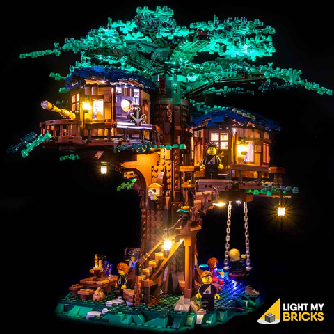 Tree House 21318 Light Kit
