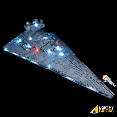 UCS Imperial Star Destroyer 75252 Light Kit