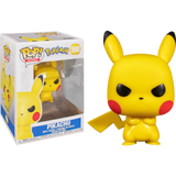 Pokemon - Pikachu Grumpy Pop! Vinyl #598