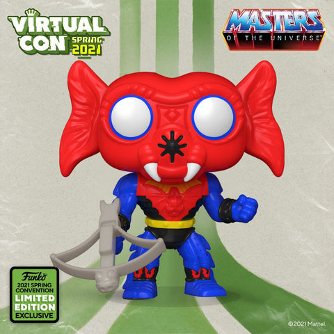Masters of the Universe: Mantenna Funko Pop! Vinyl #67