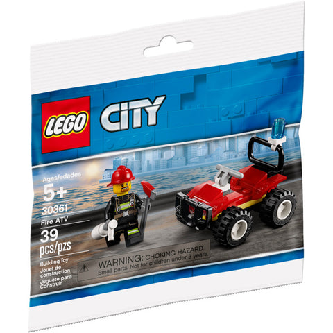 LEGO® Fire ATV 30361 Polybag