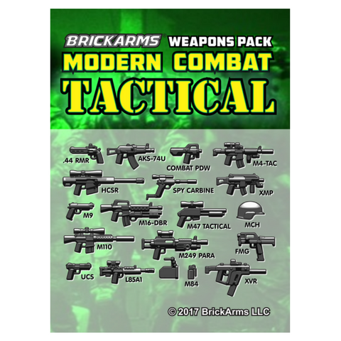 BA Modern Combat Weapons Pack - Tactical