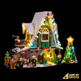 Elf Club House #10275 Light Kit