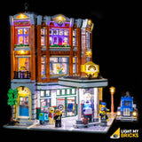Corner Garage #10264 Light Kit