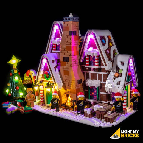 Gingerbread House #10267 Light Kit