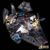 Millennium Falcon #75257 Light Kit
